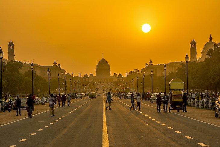Best Locations in Delhi