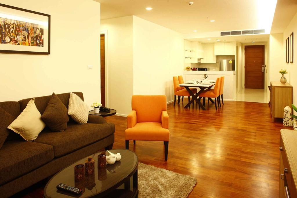 serviced apartments over hotels